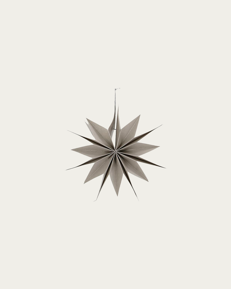 House Doctor Star Mother Of Pearl Ø30 cm