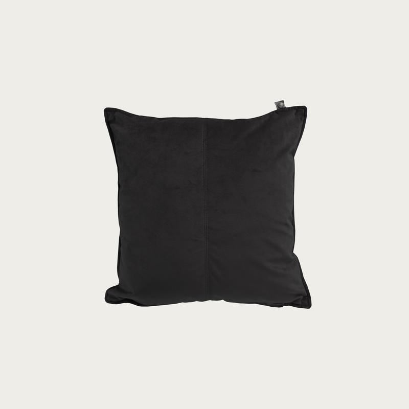 Black Velvet Pillow 45x45