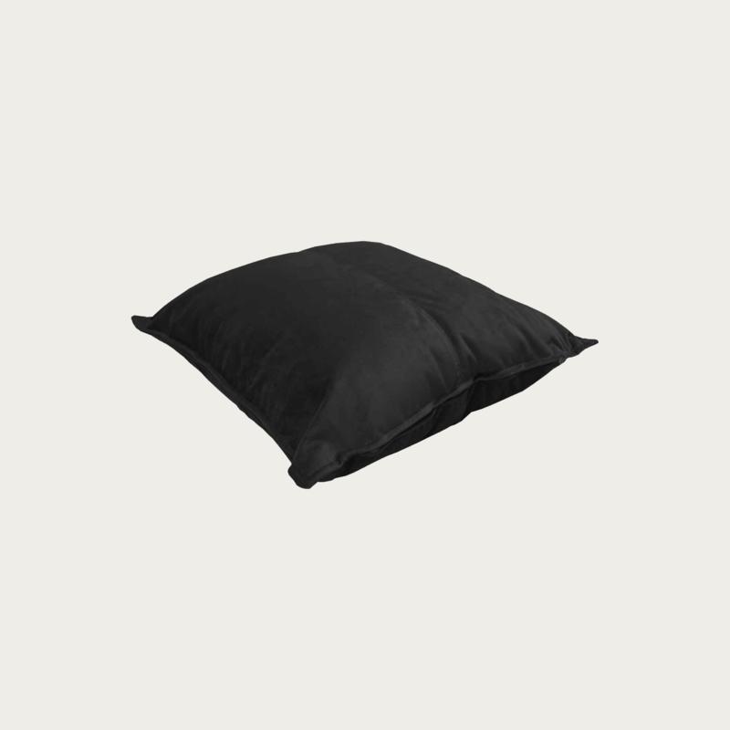 Black Velvet Pillow