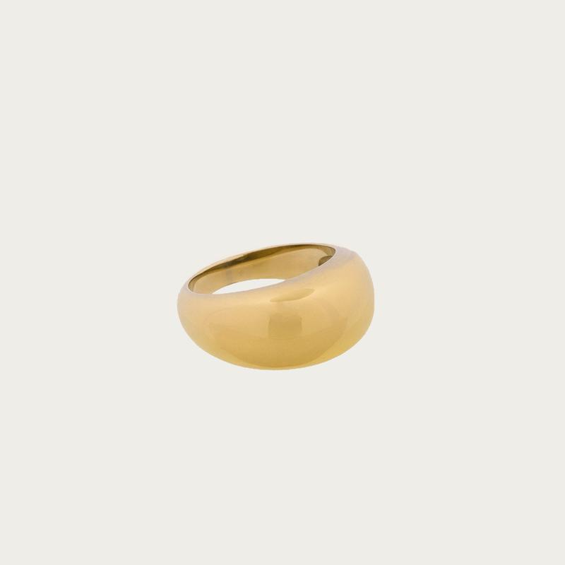 Bandhu Bouble Ring Gold