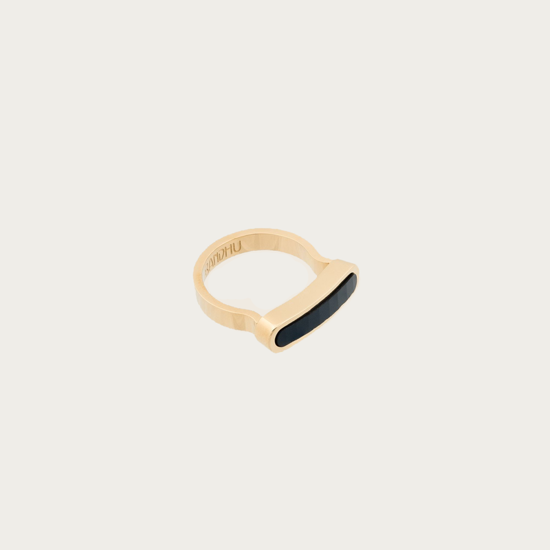 Bandhu Energy Muse Ring Gold