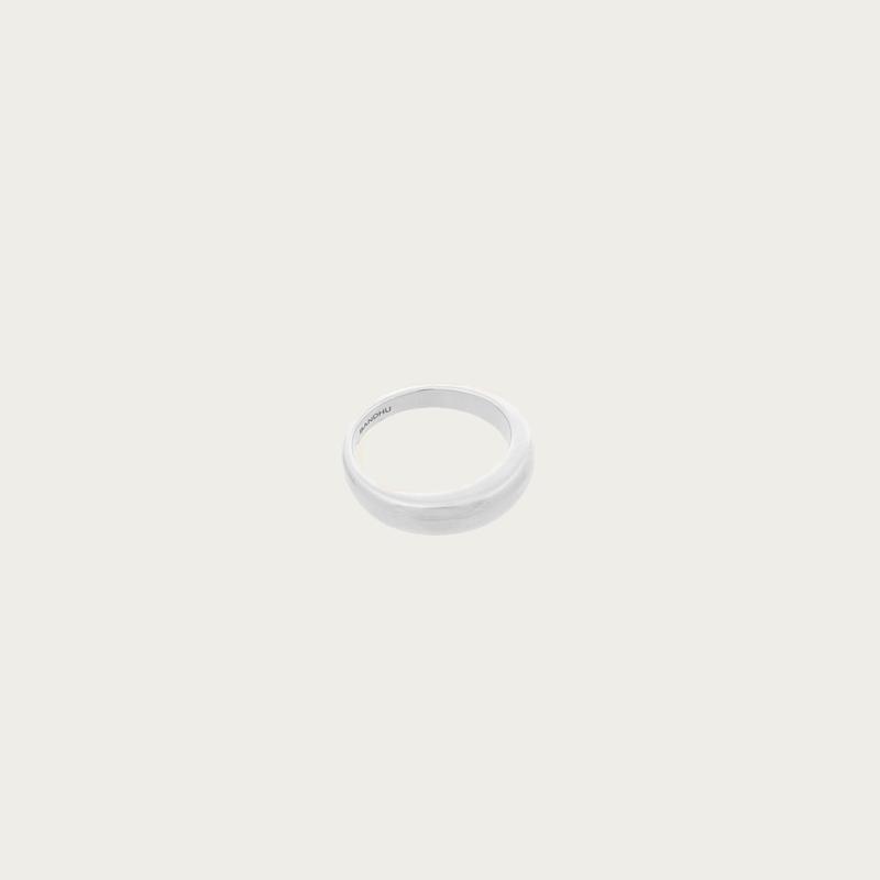 Bandhu Pinky Ring Silver