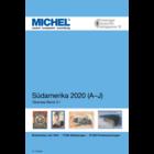 Michel Michel catalog  Overseas Territories part UK. 3.1 South America A-J