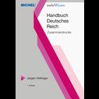 Michel Michel catalog  German Reich se-tenant prints