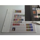 Davo Davo the luxe, Insert sheet Black, with 9 strips