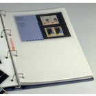 Davo Davo Cristal, Stock sheets (incl white cardboard), special issue stamp cards 2 compartments