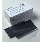 Davo Davo, Black stock cards with transparent foil type N.2
