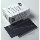 Davo Davo , Zwarte insteek kaartjes met transparante afdekfolie typeN.3
