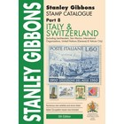 Stanley & Gibbons Stanley & Gibbons catalogus, Italy and Switzerland