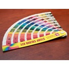 Stanley & Gibbons Stanley & Gibbons catalogus, Stamp Colour Key