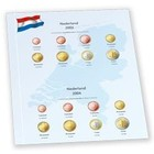Davo Davo Kosmos, Supplement Euro coin album Netherlands years 2005 till 2006
