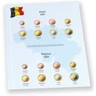 Davo Davo Kosmos, Supplement Euro coin album Belgium years 2007 till 2010