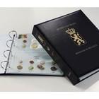 Davo Davo Kosmos, Binder coin album (euro) Belgium
