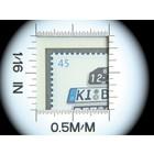 Lindner Lindner, LED loupe flat model, lens 30 mm.