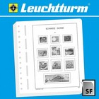 Leuchtturm Leuchtturm supplement, Switzerland special sheet, Schwingen & Gemeinschaftsausgabe, year 2018
