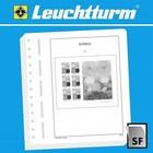 Leuchtturm Leuchtturm supplement, Sweden sheets, year 2020