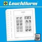 Leuchtturm Leuchtturm supplement, Zweden postzegel boekjes, jaar 2018