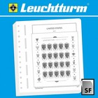 Leuchtturm Leuchtturm supplement, United States sheets, year 2019