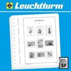 Leuchtturm Leuchtturm supplement, Austria vending machine stamps (Dispencer stamps), year 2019