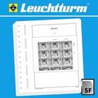 Leuchtturm Leuchtturm supplement, Israel sheets (K), year 2017