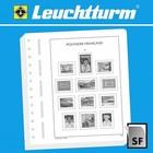 Leuchtturm Leuchtturm supplement, French Polynesia, year 2017