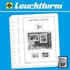 Leuchtturm Leuchtturm supplement, st Pierre & Miquelon, year 2019