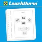 Leuchtturm Leuchtturm supplement, France self-adhesive stamps, year 2019
