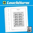 Leuchtturm Leuchtturm supplement, France sheets, year 2018