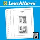 Leuchtturm Leuchtturm supplement, France blocks C.N.E.P., year 2018