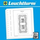 Leuchtturm Leuchtturm supplement, France souvernir blocks, year 2019