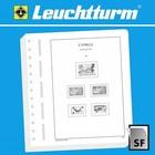Leuchtturm Leuchtturm supplement, Cyprus turkish postal service, year 2017