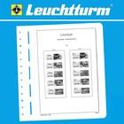 Leuchtturm Leuchtturm supplement, Canada kiosk postzegels, jaren 2019  t/m 2020