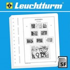 Leuchtturm Leuchtturm supplement, Andorra spanish postal service, year 2020