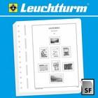 Leuchtturm Leuchtturm supplement, Andorra french postal service, year 2020