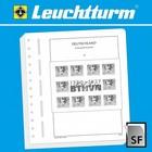 Leuchtturm Leuchtturm supplement, Germany booklets sheets, year 2018