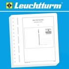 Leuchtturm Leuchtturm supplement, Duitsland Beurs en Post waardestukken, jaar 2017
