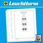 Leuchtturm Leuchtturm supplement, Germany horizontal pairs (Dauermarken), year 2019
