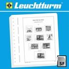 Leuchtturm Leuchtturm supplement, Federal Republic of Germany, years 1954 till 1956