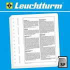 Leuchtturm Leuchtturm supplement, Federal Republic of Germany (info sheets Memo), years 1949 to 1959