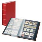 Lindner Lindner Elegant insteek album incl cassette rood