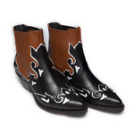 Janet & Janet Western boot