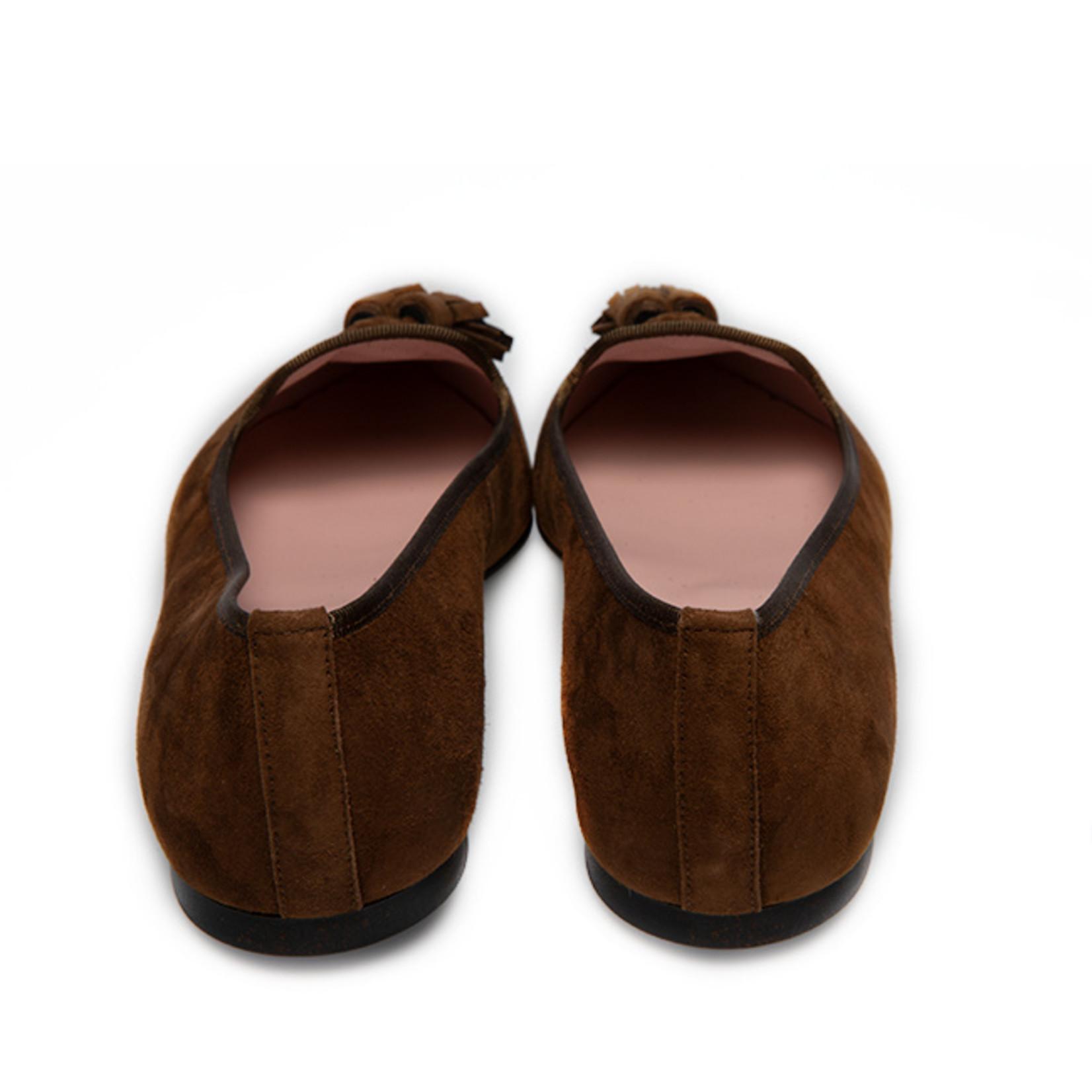 Pretty Ballerina loafer spits
