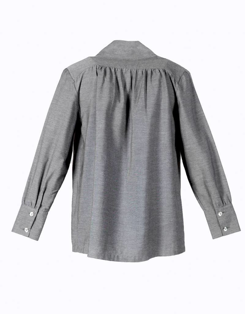Dutchess Sussex top - grey