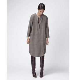 Dutchess Nina dress - english check