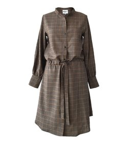 Dutchess Alexander dress - english check