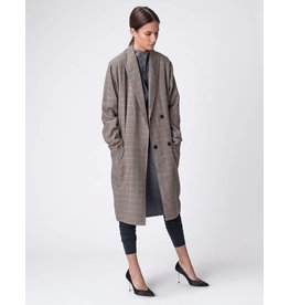 Dutchess Spy coat  -  check