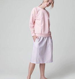 Dutchess Lucky skirt - red/white/blue stripe