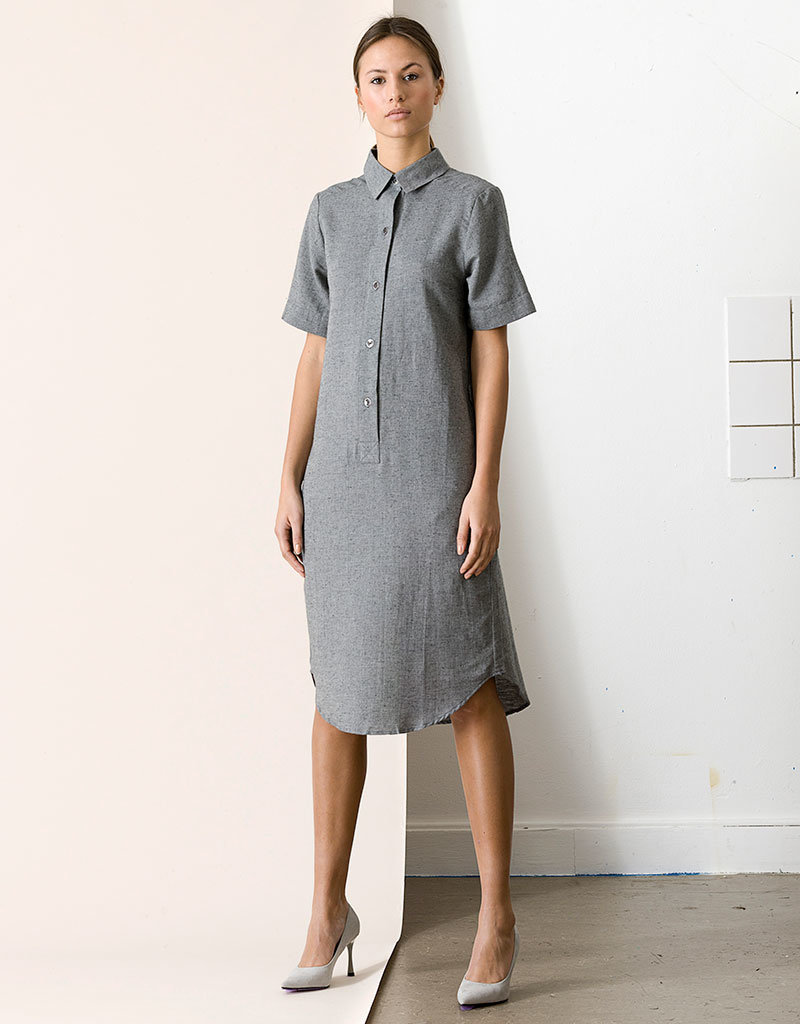 Dutchess Shirt dress