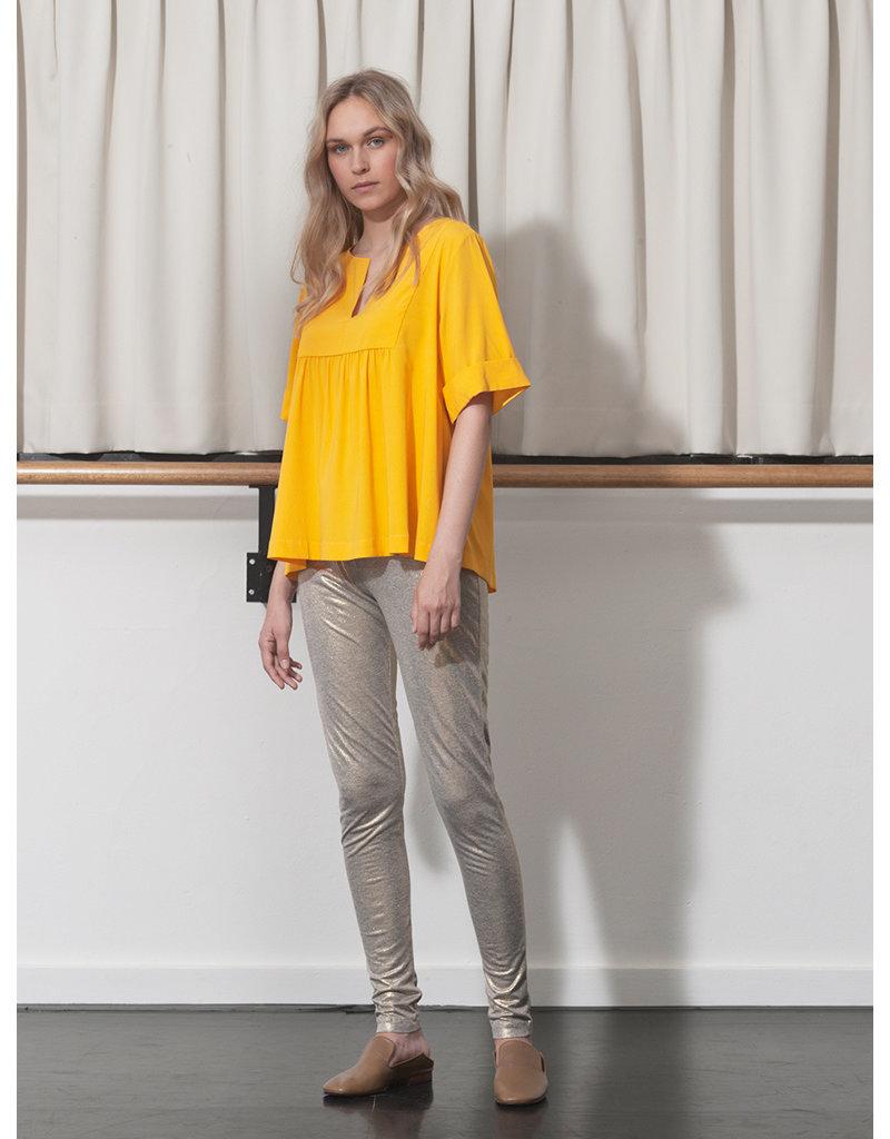 Dutchess Legging - gold