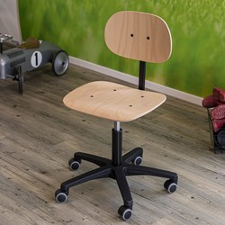RM Office R-line  Werkstoel - H160
